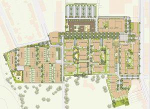 Lage in Nachbarschaft zu denkmalgeschützten SIDOL-Lofts.